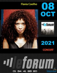 Concert: Flavia Coelho