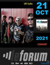 Concert: UK Subs