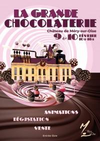 La Grande chocolaterie à Mery