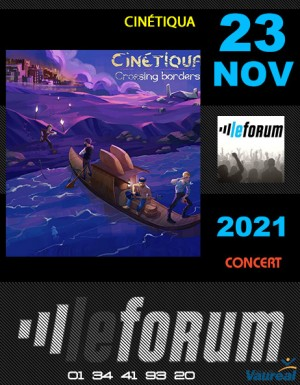 Concert: CINÉTIQUA