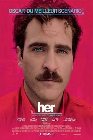 CINÉ-DÉBAT AUTOUR DU FILM « HER »